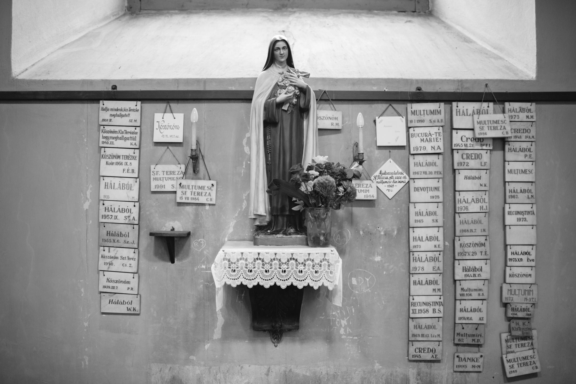 Cluj-Napoca Piarists' Church Interior