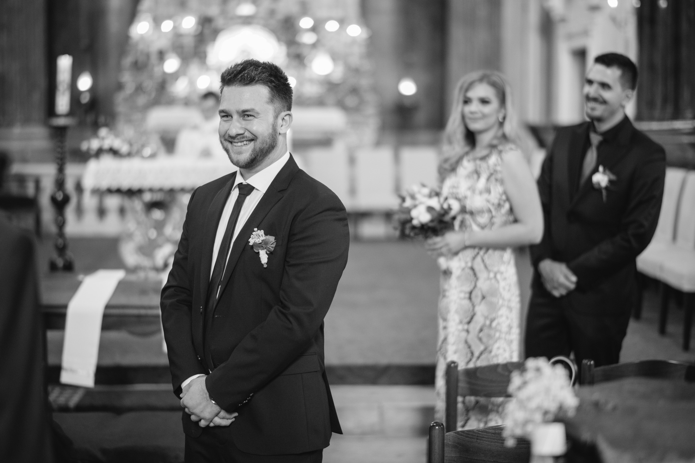 Nunta Biserica Piarista Cluj